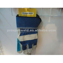10.5inch cuero de vaca TIG Soldadura guantes RE-325