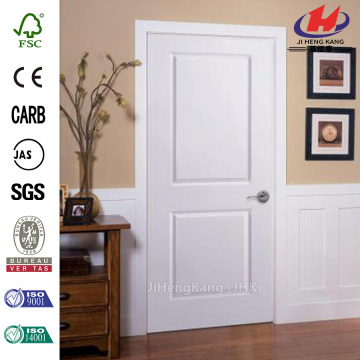 Square Hollow Core Primed Composite Single Prehung Interior Door