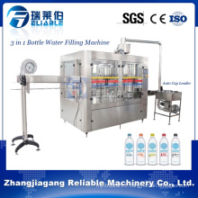 Small Scale Pure Water Bottling Plant Machine