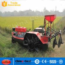 trator do barco de cultivo do arroz, trator da almofada de arroz