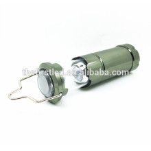 Jexree 300 люмен светодиодный фонарик кемпинг с 4X 1,5 В AAA батареи