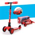 Kick Scooter avec 3 roues en PVC (YV-025)