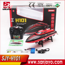 Skytech H101 Racing Boat Ready-to-go Simulation Model 2.4G 4CH Remote Control Toy water cooling system PK H100 boat SJY-H101