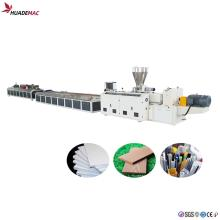 WPC Wall Panel Profile Extruder Making Machine