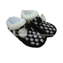 New Fashion Breathable Knit Indoor Floor Shoes Slippers Footwears Socks