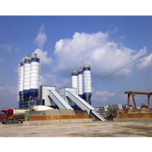 HZS50 Wet Concrete Batching Plant