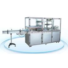 Transparente film box embalagem máquinas