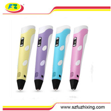 Werbungs-Plastikzeichnungs-Stift des ABS-Faden-3D für Kinder