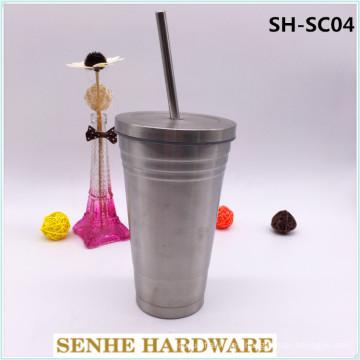 Taza de acero inoxidable vacío (SH-SC04)