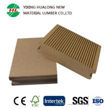 Hohe Qualität WPC Terrassendielen mit Rillen Streifen (HLM98)