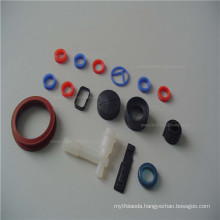 Custom Elastomeric Silicone Rubber Water Hose Washer