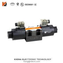 Solenoide de control de presión hidráulica Válvula direccional Válvula controlada por solenoide