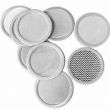 Stainless Steel 25 Mesh+200mesh Filter Disc (tye-1024)