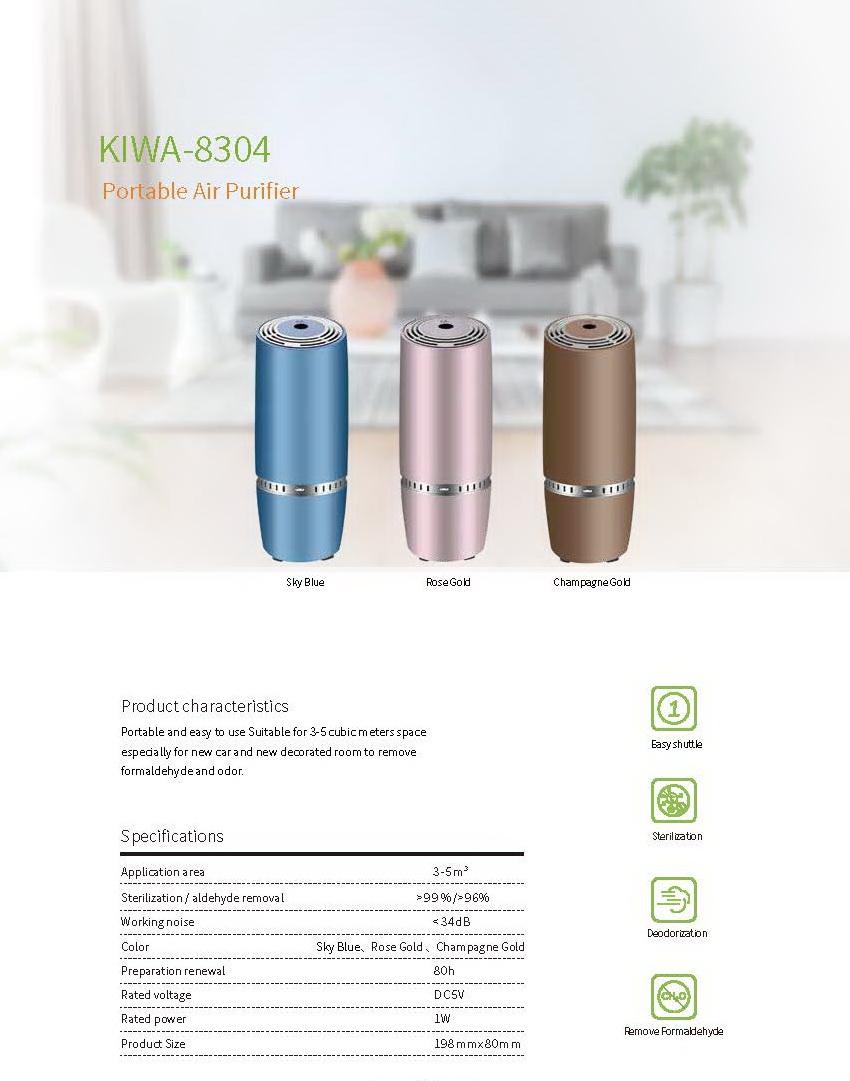 Portable Humidifier Aroma Diffuser