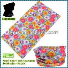 Promocional em torno do pescoço grossistas bandanas Bandana sem costura manufatura tubo do pescoço lenço lenço bandana lenço mágico!
