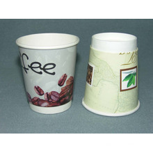 Double Wall Paper Cups Cold Cup