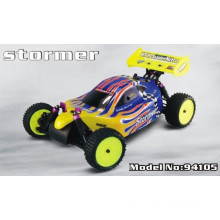 New Arrival 2.4G 1/10 Scale High Speed Nitro RC Car
