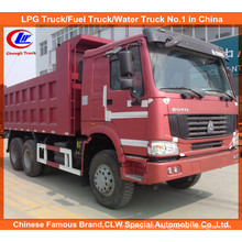 15mt 18mt 20mt Heavy Duty Sino 6*4 Tipper Dump Trucks