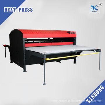 Máquina de imprensa de calor de sublimação de grande formato de alta qualidade 80x100