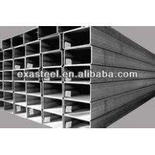 ERW carbon rectangular steel tube from china