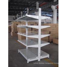 Mesh Supermarket Shelf/Used Supermarket Equipment