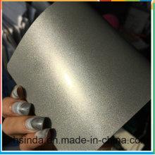 Hsinda Electrostatic Champagne Metallic Effect Bonded Powder Coating Paint