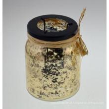 Novo Design Vela Candle Holder para o Natal