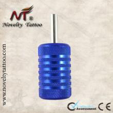 N301003-30mm Tirantes de aluminio del tatuaje con la luz de los tubos