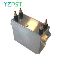 Brand new high voltage polyester film capacitor bank