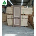 5 Panel Primed Shaker White Door