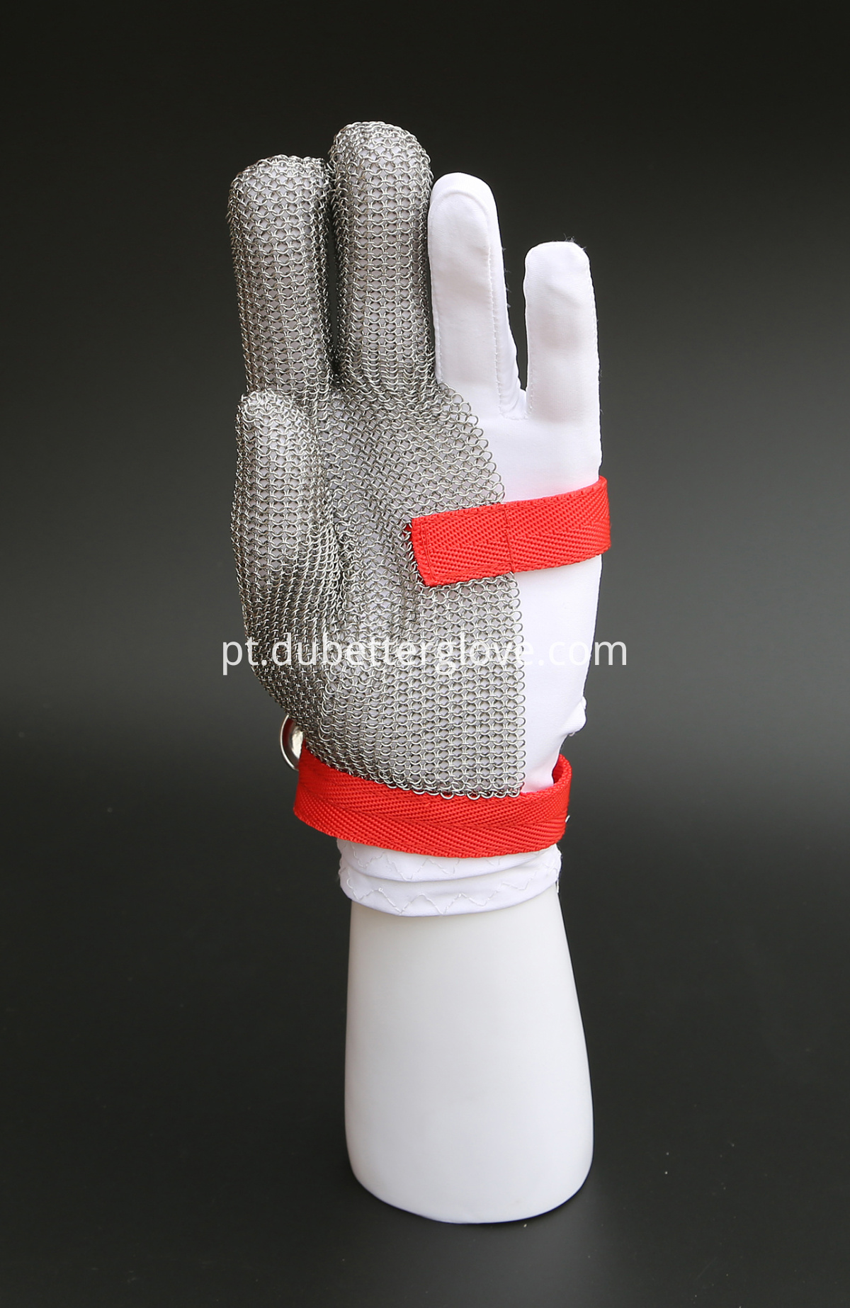 Dubetter steel mesh gloves