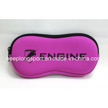 Silk Screen Printing Logo Neoprene Gafas Bolsa
