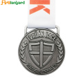 Running Metal Medal en Awards Maker