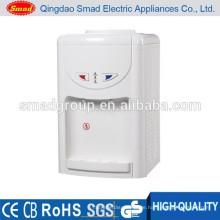 Einfach zu bedienende heiße und kalte Tischplatte Mini benutzerdefinierte Wasserkühler Maschine