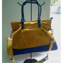 2013 Marvos Women Nylon with Leather Bag (Bs12704)