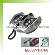 rolling foot massager with wrist massage function