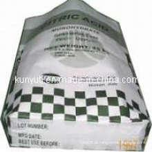 Ácido cítrico anidro com alta qualidade