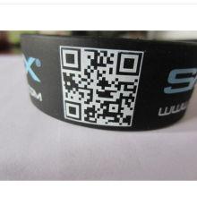 Poignet souple de bracelet de silicium imperméable à l'eau (GZHY-SW-0016)
