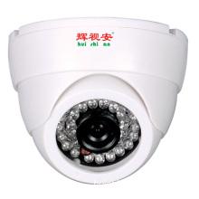 Security CCD Surveillance IR Waterproof CCTV Dome Camera (HS-135H)