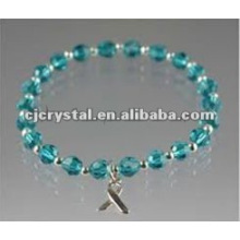 Blue Crystal Bracelet For Gift