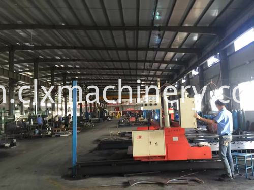 lldpe film machine