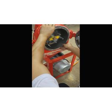 DONGYA 9FC 2102 uso doméstico máquina de moinho de farinha de arroz