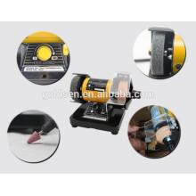 """75mm 3 """"150W elektrischer Multifunktions-Mini-Tischschleifer mit Flex-Schaft"""