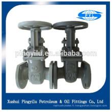 Joint d'étanchéité à vapeur pn16 classe800 vannes à vannes valves fournitures