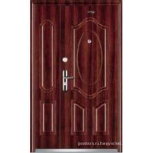 Стальная дверь безопасности (JC-205)