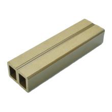 60 * 40 WPC / madera de plástico compuesto quilla