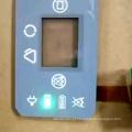 Botões de pressão à prova d'água Interruptores de membrana selada à prova d'água
