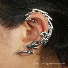 La pulsera individual más caliente del oído de los pendientes de la vendimia vende al por mayor la joyería EC51 del clip del oído