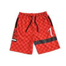 Moda shorts de basquete esporte ao ar livre com design personalizado (s001)