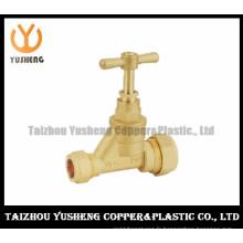 Vanne en laiton cuivre avec poignée en T (YS6005)